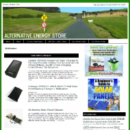 alternative-energy-amazon-plr-website-store-cover  Alternative Energy Pre-Loaded Amazon PLR Store Adsense Clickbank alternative energy amazon plr website store cover 190x190