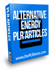 alternative energy plr articles alternative energy plr articles Alternative Energy PLR Articles alternative energy plr articles 190x250