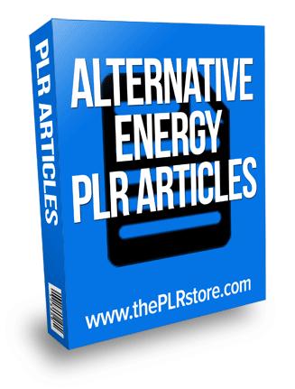 alternative energy plr articles alternative energy plr articles Alternative Energy PLR Articles alternative energy plr articles