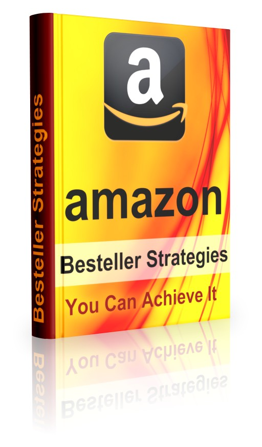 Amazon Best Seller Strategies PLR Ebook   Private Label Rights