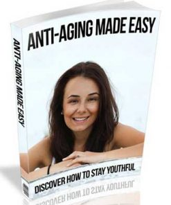 Anti-Aging Made Easy Ebook MRR