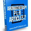 Aromatherapy PLR Articles 2