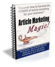 article-marketing-magic-plr-ar-series-cover  Article Marketing Magic PLR Autoresponder Messages article marketing magic plr ar series cover 190x232