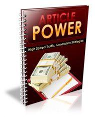 article-marketing-power-plr-ebook-cover  Article Marketing Power PLR Ebook/Report with Squeeze Page article marketing power plr ebook cover 190x233