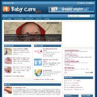 baby-care-plr-website-blog-cover  Baby Care Niche Loaded Blog and Review PLR Website baby care plr website blog cover 190x190