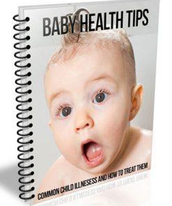baby health tips plr report