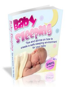 Baby Sleeping Guide Ebook with Master Resale Rights