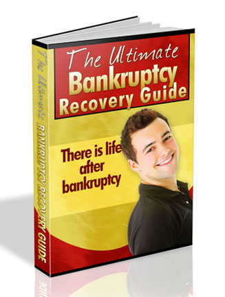 Bankruptcy Recovery Guide MRR Ebook