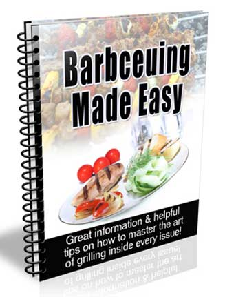 Barbecuing Made Easy PLR Autoresponder Messages