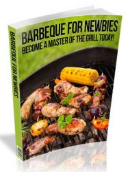 Barbecue For Newbies PLR Ebook