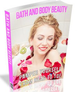 bath and body beauty plr report