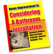 bathroom-installation-cover  Home Improvement PLR eBook bathroom installation cover