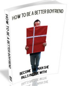 be a better boyfriend plr ebook