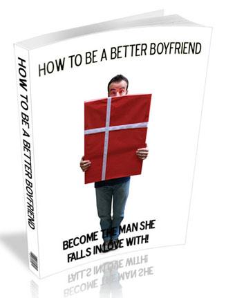 be a better boyfriend plr ebook