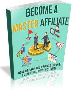 Become a Master Affiliate PLR Ebook