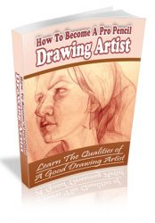 become-a-pro-drawing-artist-ebook-cover  Become a Pro Drawing Artist MRR eBook become a pro drawing artist ebook cover 174x250