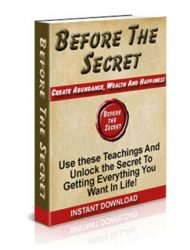 before the secret plr ebook before the secret plr ebook Before The Secret PLR eBook before the secret plr ebook 190x250