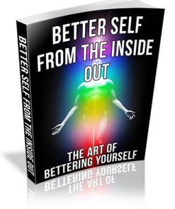 Better Self from the Inside Out PLR Ebook