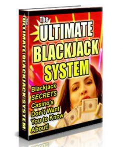 blackjack system plr ebook