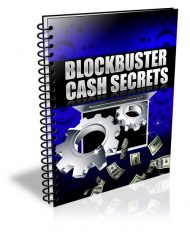 blockbustercashsecrets_lar  Blockbuster Cash Secrets Audio PLR blockbustercashsecrets lar 190x233