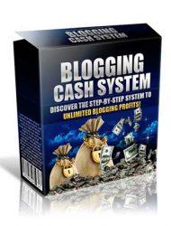 Blogging Cash System PLR Videos