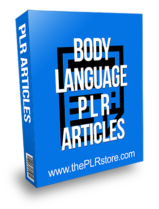 Body Language PLR Articles