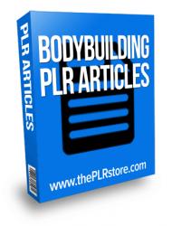 bodybuilding plr articles bodybuilding plr articles Bodybuilding PLR Articles with Private Label Rights bodybuilding plr articles 190x250