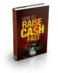 book-l  How To Raise Cash Fast High Quality PLR Ebook book l 190x239