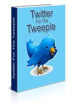 Twitter for People PLR eBook bookcoverth150