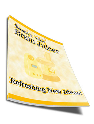 Brain Juicer PLR eBook with Private Label Rights