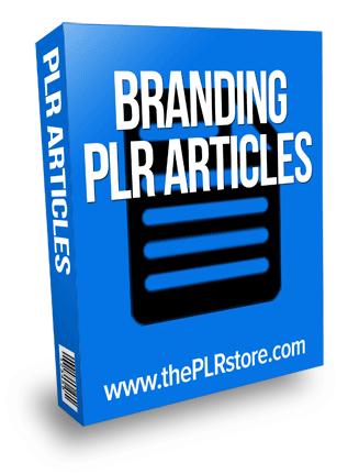 branding plr articles