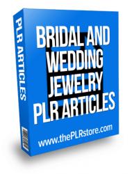 bridal and wedding jewelry plr articles bridal and wedding jewelry plr articles Bridal and Wedding Jewelry PLR Articles bridal and wedding jewelry plr articles 190x250
