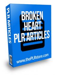 broken heart plr articles broken heart plr articles Broken Heart PLR Articles with Private Label Rights broken heart plr articles 190x250