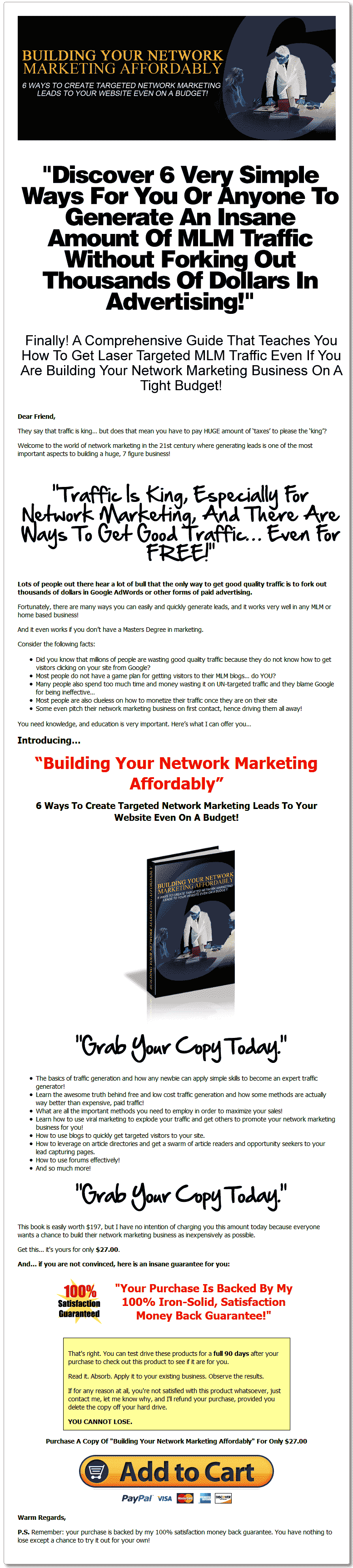 Online mlm blueprint report with master resale rights building your network marketing affordably mrr ebook mlm malvernweather Image collections