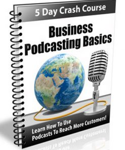 business podcasting plr autoresponder messages