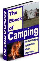 campingbook  Camping PLR eBook campingbook 165x250