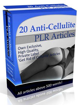 cellulite plr articles