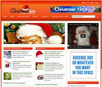 Christmas 2 PLR Website Amazon Pre-loaded Turnkey Store christmas plr website amazon turnkey store cover 327x279