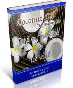 coconut oil healthy fat plr ebook