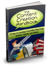 content-creation-handbook-mrr-ebook-cover  Content Creation Handbook MRR Ebook content creation handbook mrr ebook cover 190x250