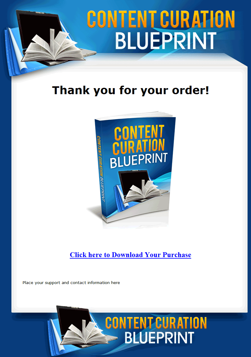 Content curation blueprint plr ebook with private label rights content curation blueprint plr ebook 699 malvernweather Image collections
