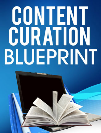 content curation blueprint plr ebook