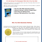 Content curation blueprint plr ebook with private label rights content malvernweather Image collections