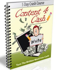 content for cash plr autoresponder messages