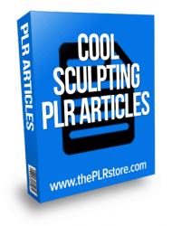 cool sculpting plr articles
