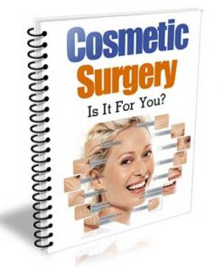 Cosmetic Surgery PLR Ebook
