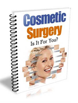 Cosmetic Surgery PLR Ebook