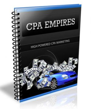 cpa empires plr ebook