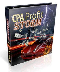 cpa profit storm plr ebook