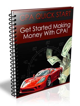 cpa quick start guide plr ebook